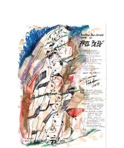Free Bebè (Disegno di Simone Pedeferri www-ragnilecco.com)