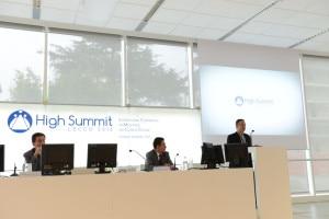 Surendra Shresta, Unep intervento alla conferenza High Summit