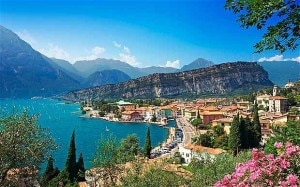 File photo of Lake Garda. Photo courtesy of Guardian