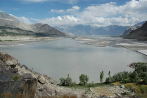 Nel parco del Karakorum (photo Sergio Nessi)