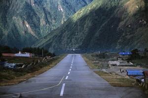 Lukla airport, file photo