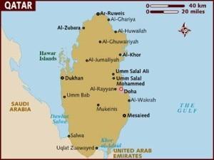 map_of_qatar
