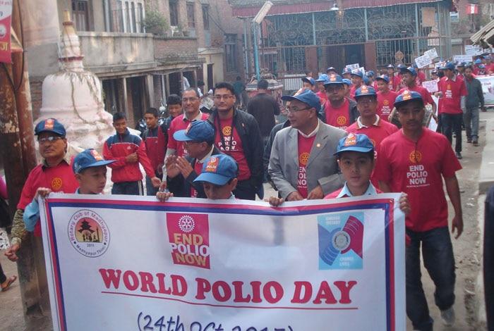Worl Polio Day