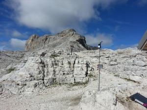 La nuova stazione meteo (Photo courtesy of www.meteotriveneto.it)
