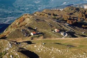 Monte Pizzoc (Photo: Archivio fotografico Comunità montana delle Prealpi Trevigiane/Giuseppe Calissoni e Luigi Vergerio Reghini)