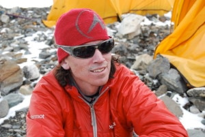 Adrian Ballinger (Photo courtesy alpenglowexpeditions.com)