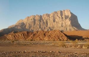 Jebel-Misht (photo courtesy Geog)