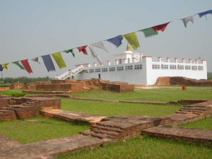 File photo of Lumbini. Photo: UNESCO