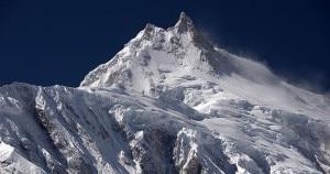 Mount Manaslu. Photo: File photo