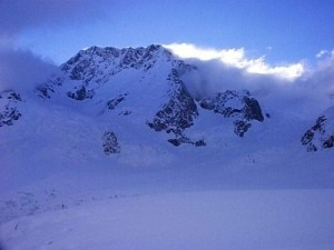 Mount Cook parete Est (Photo mSummitpost Mountainrec)