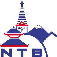 Logo of Nepal Tourism Board. Photo: File photo