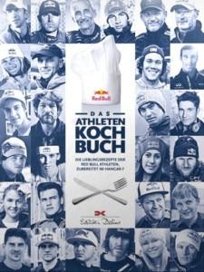 Red Bull athlete cookbook - copertina