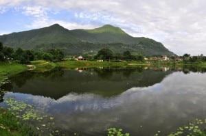File photo of Taudaha located in Bhaktapur. Photo: Icimod