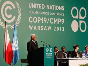 L'apertura della COP19 (Photo: unfcccecosingapore.wordpress.com)