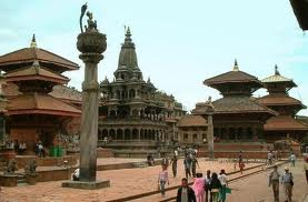 A file photo of Patan Durbar Square, the UNESCO world Heritage Site.