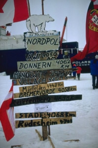 Polo Nord (Photo Hannes Grobe courtesy of Alfred Wegener Institute for Polar and Marine Research/Wikimedia Commons)