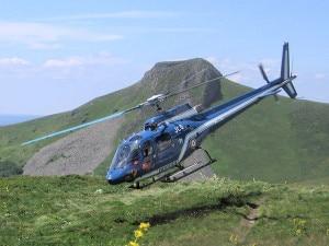 Elicottero della Gendarmerie francese - foto d'archivio- (Photo courtesy of Wikimedia Commons)