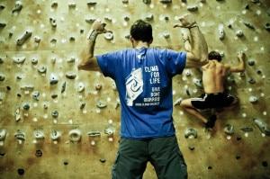 Climb for life