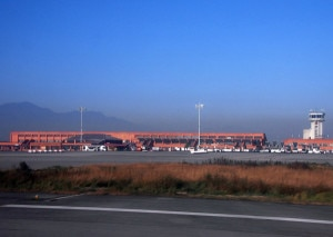 Tribhuvan International Airport, Kathmandu. Photo: File photo