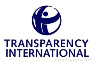 Logo of Transparency-International.