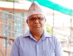 Director General of the CAAN Ratish Chandra Lal Suman. Photo: File/CAAN.org.np