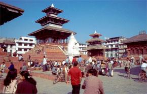 Kathmandu Durbar Square in Basantapur Kathmandu that reflects ancient beauty of Nepalese art and culture. Photo: File photo