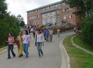 Kathmandu University, file photo.