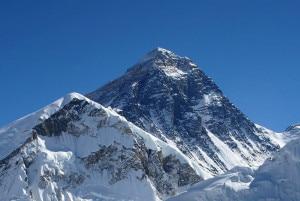 Mt. Everest file photo.