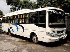 Tourist bus. Photo: File photo