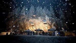 Photo of Kandersteg: Steck, Papert, Anker e Athamatten all'Ice Climbing Festival