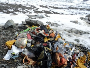 Keep Karakorum Clean - pulizia sul Baltoro e ai primi campi degli 8000