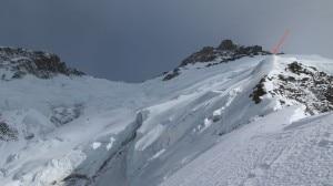 Photo of Simone Moro: la Mazeno Ridge è vicina, ma c'è ghiaccio e poca neve