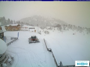 Photo of Neve copiosa sulle Alpi e imbiancati i fondovalle: atteso un metro e mezzo sopra i 1500 m