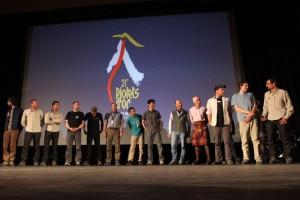 Photo of Lowe, Destivelle, Urubko e Erri De Luca: la variegata giuria dei Piolets d'Or 2014