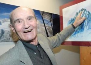 Photo of Addio a Vasco Taldo, protagonista sulle Alpi negli anni '50 e '60