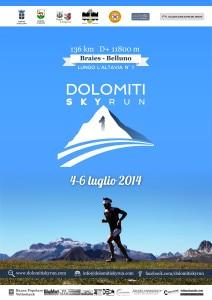 Photo of Dolomiti Sky Run: nasce una nuova ultra-trail sull'Alta via Numero 1