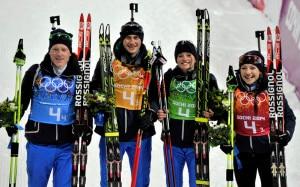 Photo of Sochi 2014, settima medaglia per l'Italia arriva dal biathlon