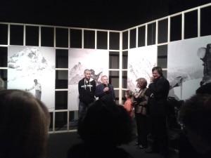 Photo of Inaugurata la mostra dedicata ad Achille Compagnoni