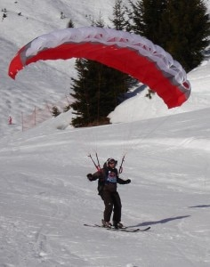 Photo of Schianto sulle montagne dell'Oberland bernese, morto speedrider