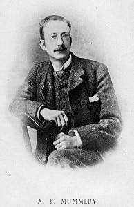 Albert Mummery (Photo Martin Jacolette  wikipedia)