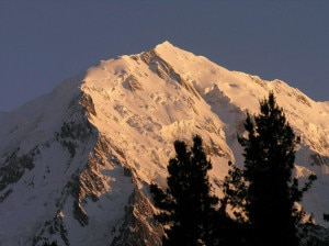 Ganalo Peak (Photo Ronhjones - Wikipedia commons)