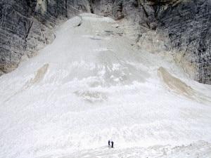 Photo of Cambiamenti climatici, in 50 anni spariti 2 ghiacciai delle Alpi Giulie