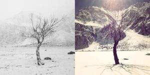 Photo of I segni del tempo, 50 giorni al campo base del Nanga Parbat