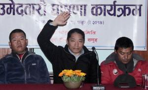 Photo of Permessi all'Everest, Nima Sherpa: un alpinismo più responsabile con spedizioni più piccole