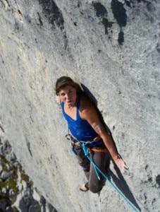 Photo of Serata con Nina Caprez, arrampicata e un diverso stile di vita