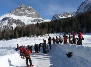 Photo of Una scuola con i fiocchi, ovvero: un corso sulla neve per insegnanti