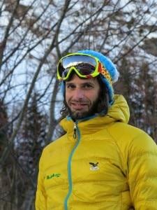 Photo of Luca Pandolfi: lo snowboard? Un viaggio in un'altra dimensione
