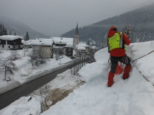 Photo of Emergenza nord-est: in Friuli quasi 6 metri di neve a 1800 metri