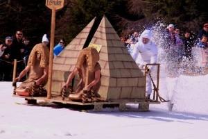 Photo of Fantasia e genialità sulla neve, in Friuli torna Crazy Bob