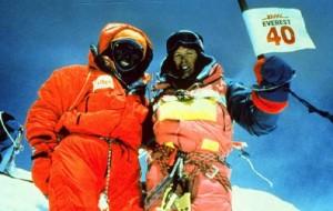 Photo of (English) Legendary British climber in snowdon500 challenge